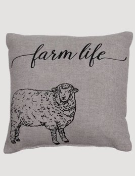 Farm Life Pillow