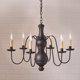 Chesterfield Chandelier Large