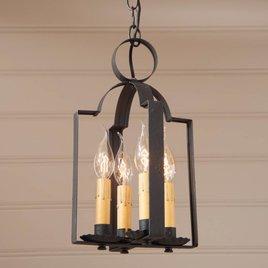 Irvin's Tinware Hartford Double Saddle Light