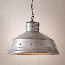 Irvin's Tinware Gathering Room Pendant