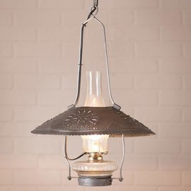 Irvin's Tinware Store Lamp