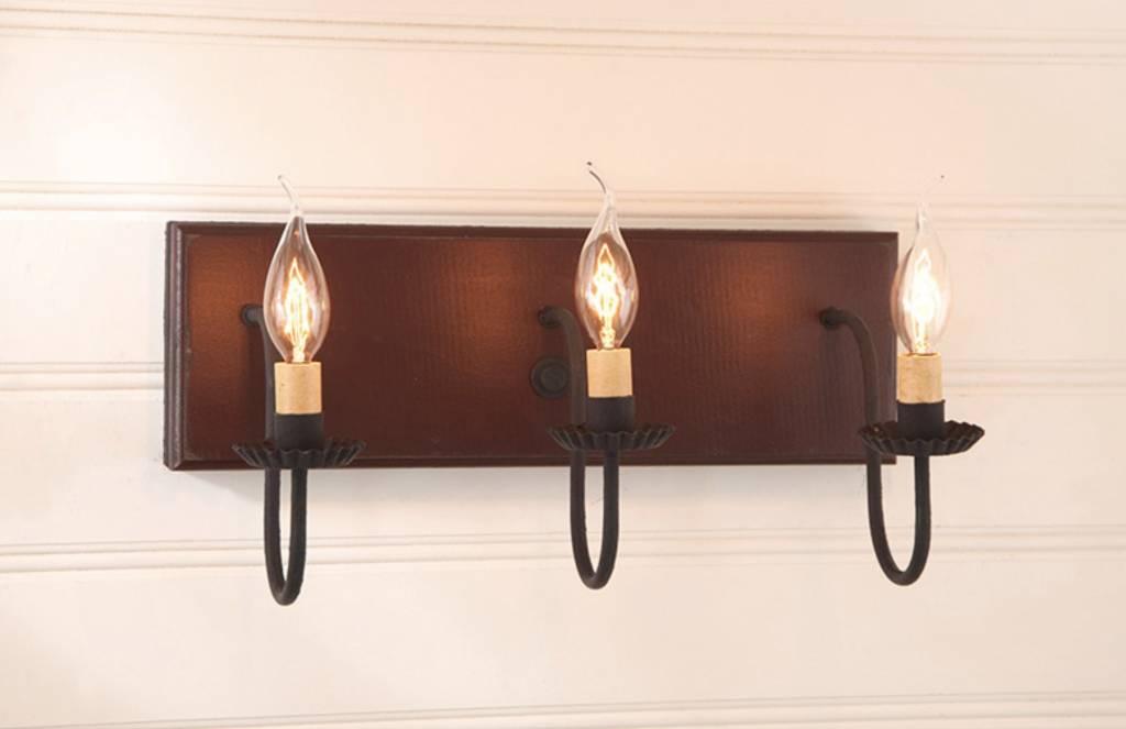 Three Light Vanity Light