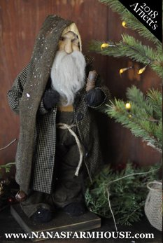 "Arnett's Santa ""Ebenezer Scrooge"" AC13"