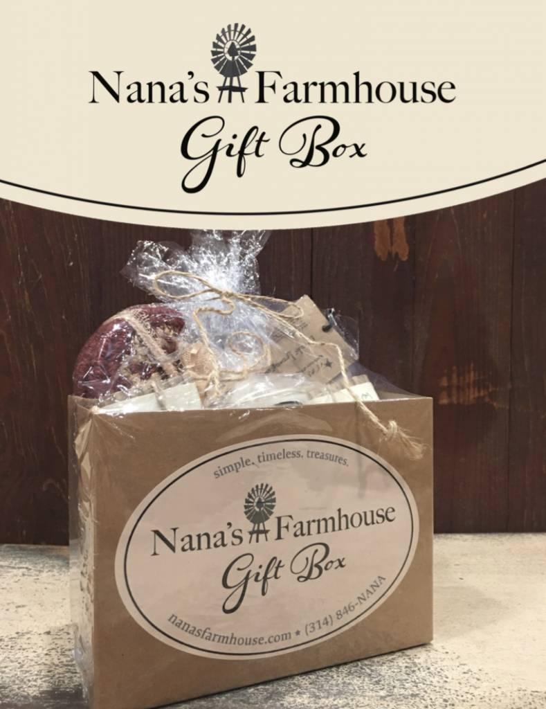 Nana's Small Gift Box