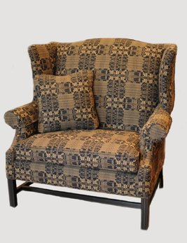 Grandmother's Oversized Chair