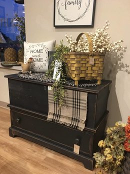 Black Hope Chest