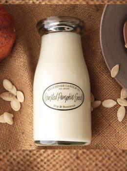 Milkhouse Candles Roasted Pumpkin Seeds 8oz Milkhouse