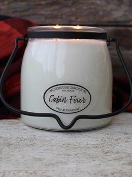 Milkhouse Candles Cabin Fever 16oz Milkhouse