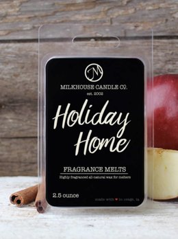 Holiday Home 2.5oz Melts Milkhouse