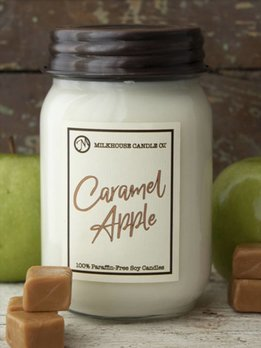 Milkhouse Candles Caramel Apple LIMITED EDITION