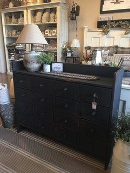 Apothecary Cabinet Sixteen Drawer