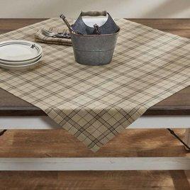 Park Designs Fieldstone Plaid Table Topper