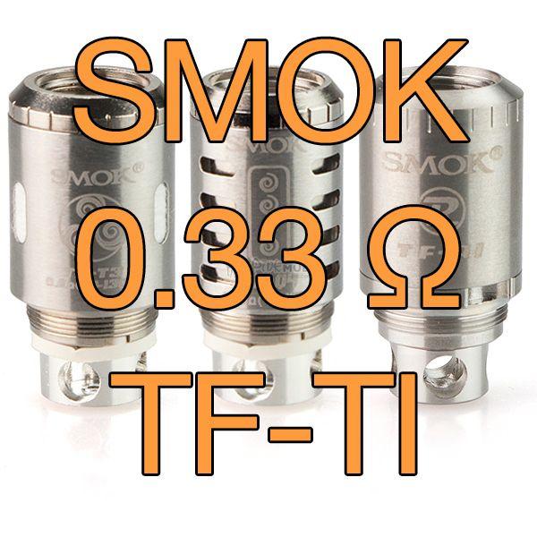 Coils for the SMOK TFV4, Temp Control Coil