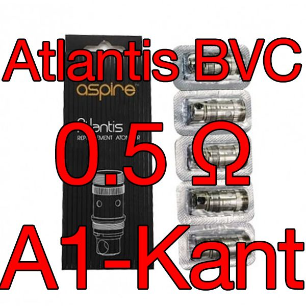 Atlantis Replacement Coil 0.5 Ω