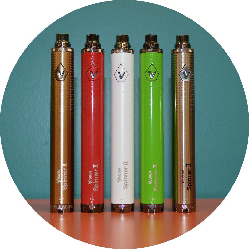 Vision Spinner II - 1600mah Stick Battery