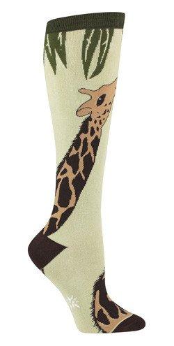 Sock It To Me Giraffe - Women's Knee Socks