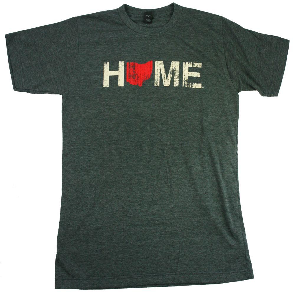 HOME Ohio Unisex T-Shirt