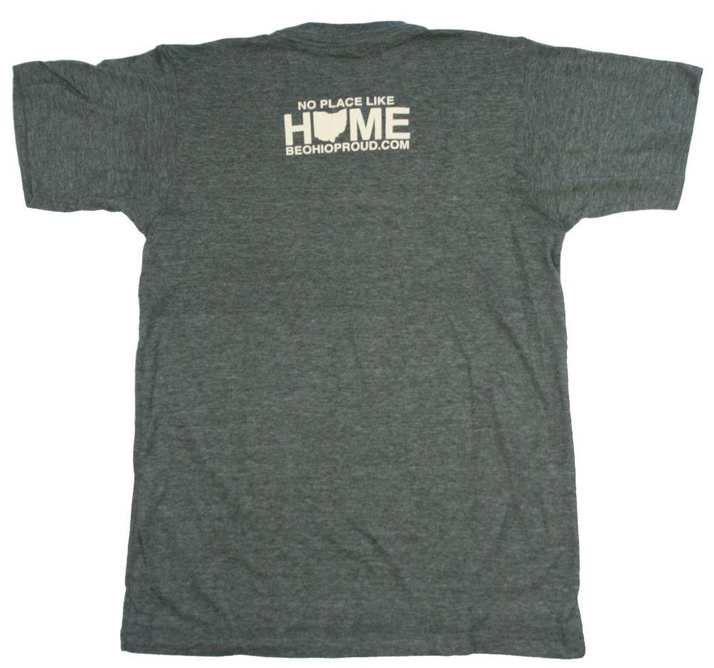 Be Ohio Proud HOME Ohio T-Shirt