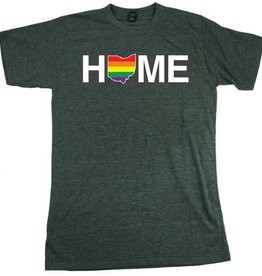 Be Ohio Proud EXCLUSIVE! Rainbow HOME T-Shirt