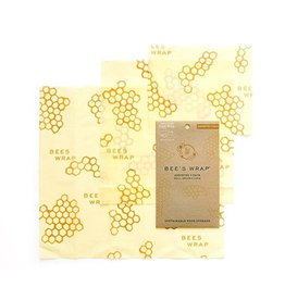 Bees Wrap* Bee's Wrap Set of 3 Assorted