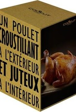 Cookut* Chicken Infuser - Black