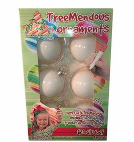Eggmazing Treemendous Ornaments