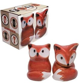 Streamline Foxy Salt & Pepper Set