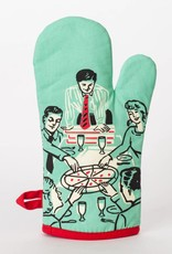 BlueQ Pizza's Here Oven Mitt