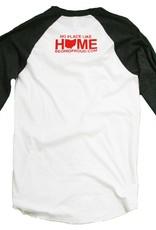 Be Ohio Proud Ohio Home Baseball Unisex T-Shirt