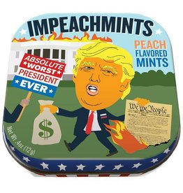 Unemployed Philosopher Trump Impeachmints - Mints