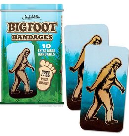 Accoutrements Bandage - Bigfoot
