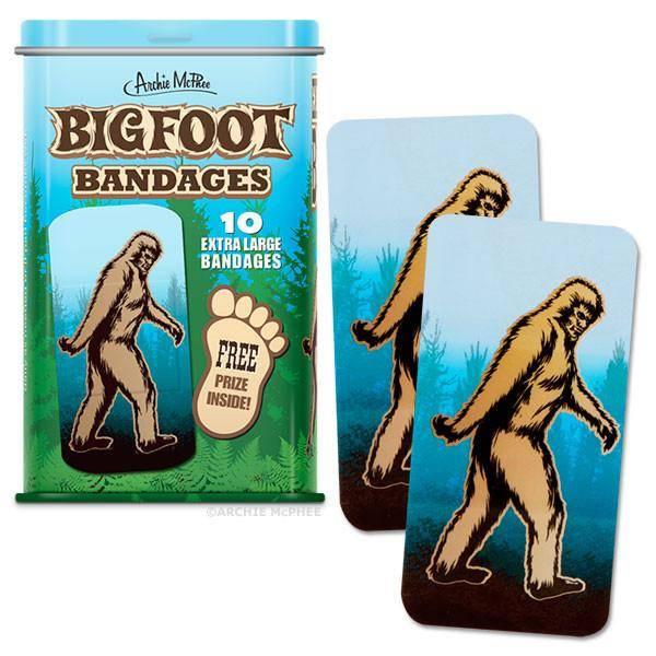 Bandage - Bigfoot