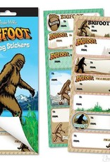 Accoutrements Bigfoot Gift Tags / S