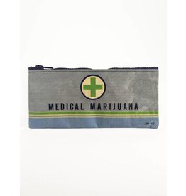 BlueQ Medical Marijuana Pencil Case