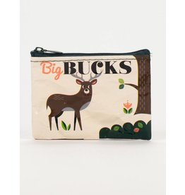 BlueQ Big Bucks Coin Purse DNR