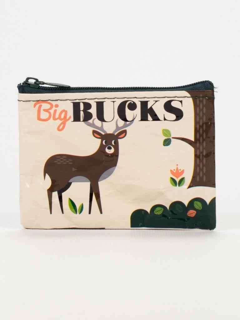 BlueQ Big Bucks Coin Purse