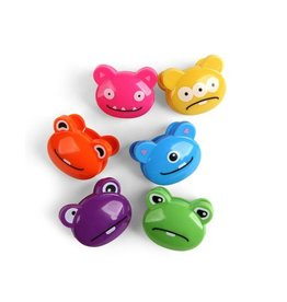Kikkerland Designs Bag Clips Monster set of 6