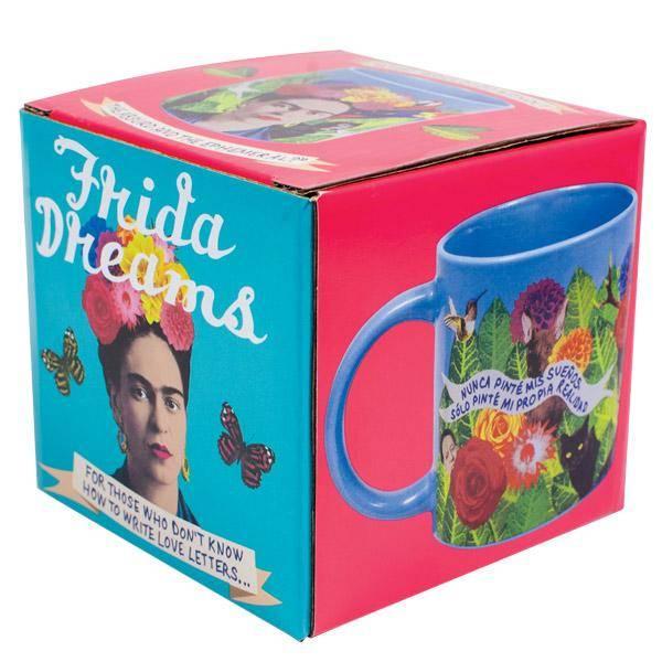 Unemployed Philosopher Frida Kahlo Mug