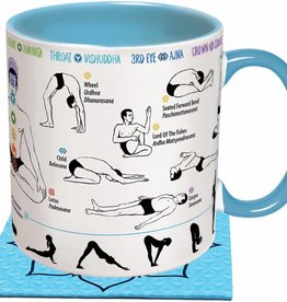 Unemployed Philosopher How to Yoga Mug