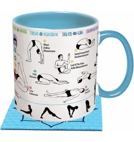 Unemployed Philosopher How to Yoga Mug / S