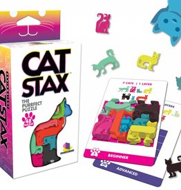 Ceaco/Gamewright Cat Stax - Stacking Game
