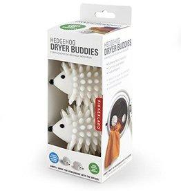 Kikkerland Designs Hedgehog Dryer Balls Set of 2