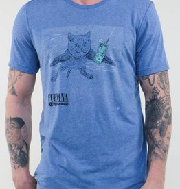 Choke Furvana Unisex T-Shirts