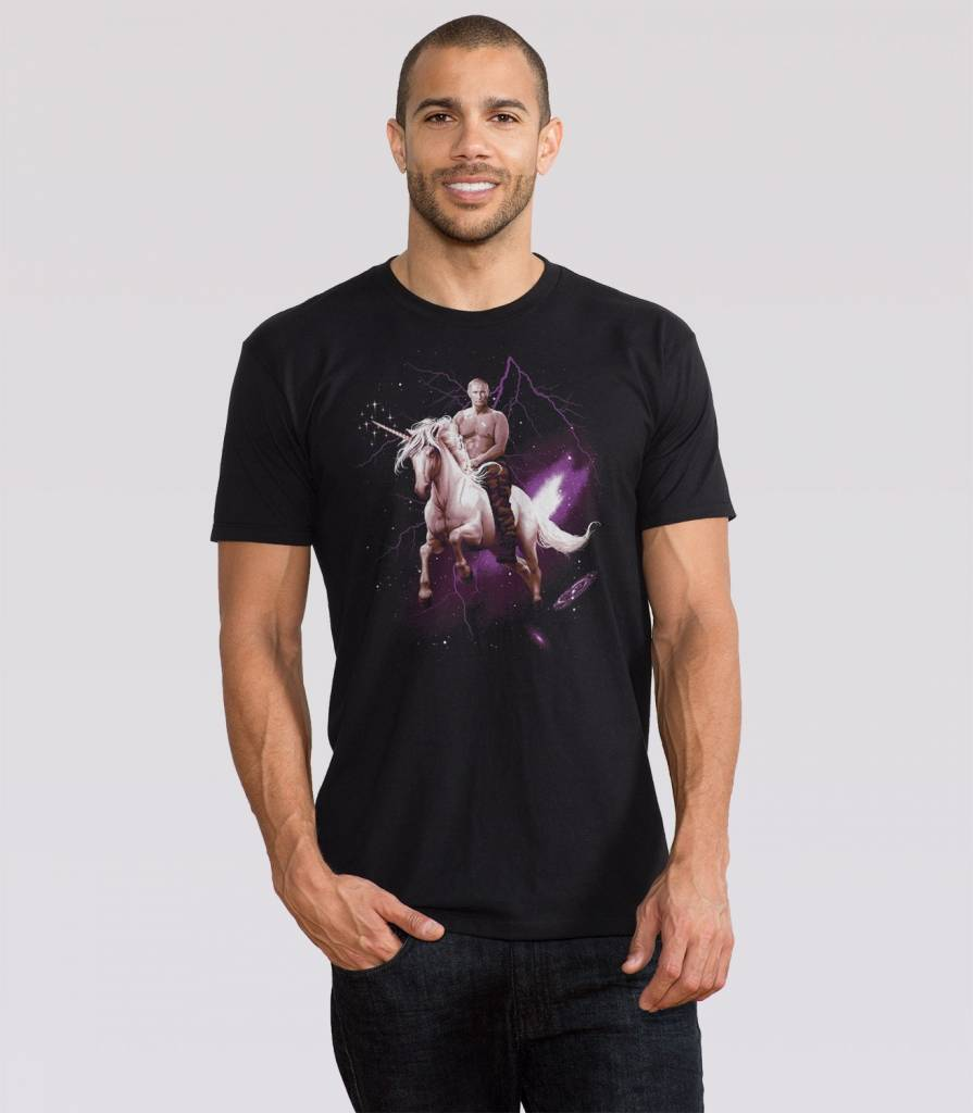 Headline Shirts Puticorn Unisex T-Shirt