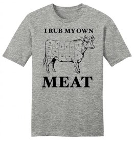 Twisted Wares / Missy Madewell* I Rub My Own Meat Unisex T-shirt