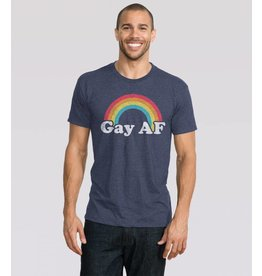 Headline Shirts Gay AF Unisex T-Shirt