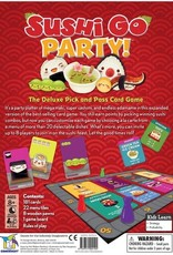 Ceaco/Gamewright Sushi Go PARTY! / S