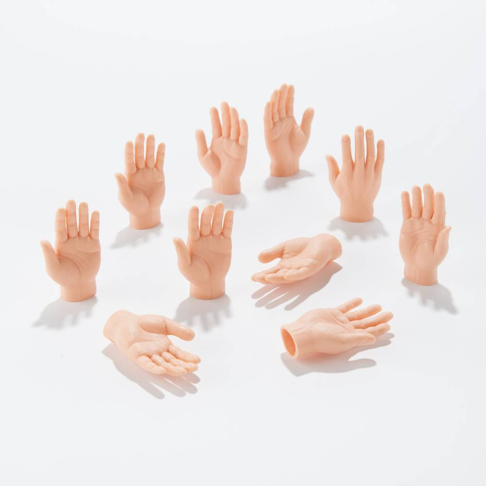 Accoutrements Finger Puppet - Finger Hands
