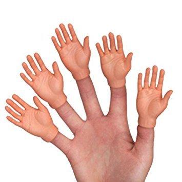 Finger Puppet - Finger Hands