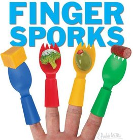 Accoutrements Finger Puppet - Finger Sporks